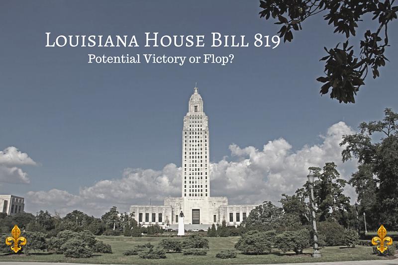 Louisiana Capital Building
